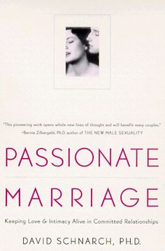 Passionate Marriage is recognized as the pioneering book on intimate human relationships. With a new preface by the author, this updated edition explores the ways we can keep passion alive and even reach the height of sexual and emotional fulfillment later in life.