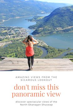 The Sicamous Lookout offers spectacular views of Sicamous, Shuswap Lake, and Mara Lake. This is perfect for an afternoon adventure for everyone. Hiking Spots, Back Road, Road Trippin, British Columbia, Places To Go, Explore, Adventure, Travel, Beautiful
