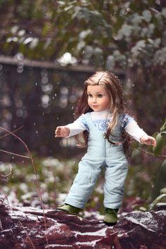 American Girl Dolls : Lea by American Girl Doll Lea, American Girl Doll Pictures, American Girl Crafts, American Girl Clothes, Girl Doll Clothes, Girl Dolls, Ag Dolls, Poupées Our Generation, Lea Clark