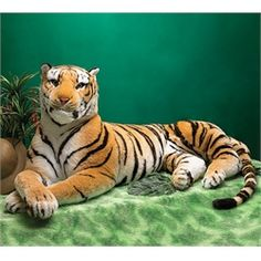 24 Best Tigers 3 Images Big Cats Stuffed Tiger Wild Animals