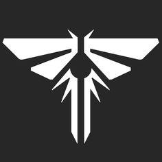 Firefly Tattoo, The Last Of Us, Magic Symbols, Star Wars Tattoo, Cleric, Best Games, Cool Tattoos, Stencils, Geek Stuff