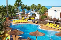 Family Life Flamingo Beach Resort Ssss Lanzarote Spania Star Tour Tui Norge