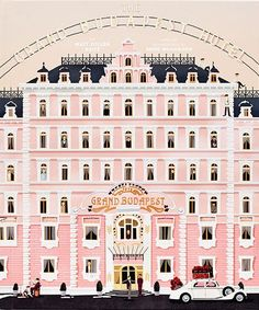 This companion to the New York Times bestselling book The Wes Anderson Collection takes readers behind the scenes of the Oscar®-winning film The Grand Budapest Hotel with a series of interviews betwee