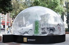Snow-marketing 3 - for Renault