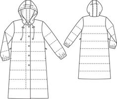 Buy Raincoat pattern