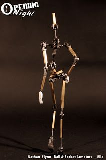 armature for animation