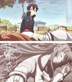 Asuna n Kirito