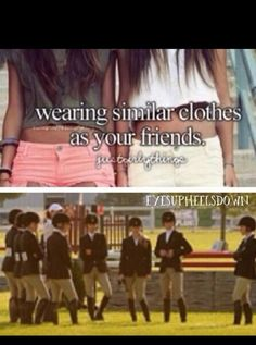 What else would we wear