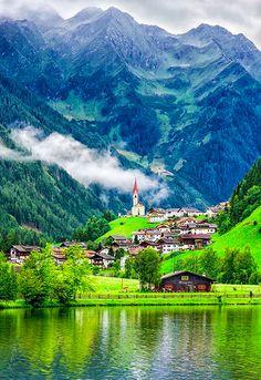 Selva dei Molini, Trentino-Alto Adige, Italy ~ by Cicrico