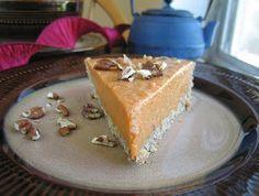 The Witchy Kitchen: Vegan Sweet Potato Pie