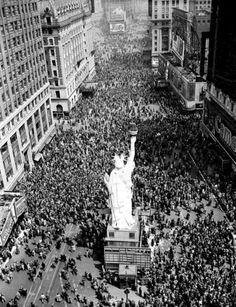 VE Day in the USA  67 years ago
