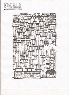 Laberinto Paradójico/ Minijuegos/ Puzzle de Tiempo y Misiones.