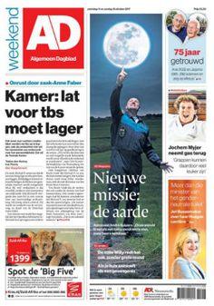 Wat kost een abonnement op AD Algemeen Dagblad of een regio-editie?