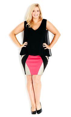 Disco Sister Dress - Dresses Buy Women's Dresses Online - Fast Shipping! - City Chic