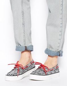 Enlarge ASOS DRIVE HOME Boat Shoes