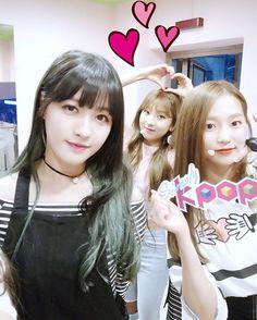 CLC - Seunghee / Seungyeon / Elkie