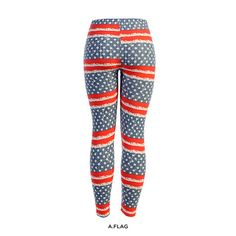 I found this amazing Funky Floral Leggings - Assorted Colors at nomorerack.com for 76% off.  ***cg*** 15 different designs on sale now