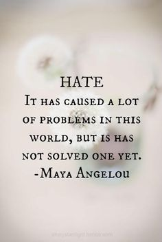 Hate does not heal Morning Motivation, Monday Motivation, Maya Angelou, Success Quotes, Life Quotes, Business Quotes, Student Guide, Spiritual Development, Mead