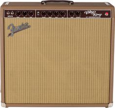 Fender Vibro-King Electric Guitar Amplifier | 20th Anniversary Edition