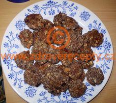 Detail receptu - Pohankové cookies