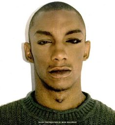Tricky photographed by Mark Borthwick.