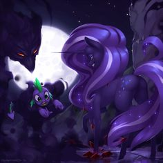 images of spike mlp anime - Google Search