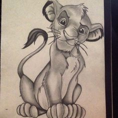 Annother simba drawing! The kitties are soo cute:)! I love the lions as cubs. The lion king is another great movie that disney created no doubt. Drawing in pencil. For requests e-mail captainartmorgan6@gmail.com