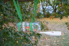 Upcycling: Futterstelle für Vögel basteln Hip Muscles, Hip Workout, Our Body, Easy Workouts, Animal Crafts, Children Garden, Bricolage, Crafts, Upcycled Crafts