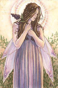 ☆ Lilac :¦: Artist Sara M Butcher Burrier ☆
