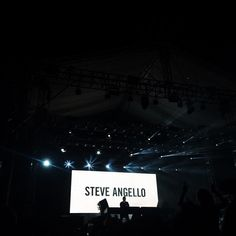 look who decided to not be herself tonight and partied with Steve Angello at Plus Steve Angello, Aesthetic Wallpapers, Concert, Instagram Posts, Party, Life, Concerts, Parties