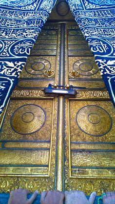 Door of Kaaba