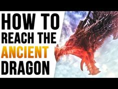 7922ce5b8c2 Skyrim How to reach Ancient s Ascent Dragon (Walkthrough)! ▻ 2nd Channel   https