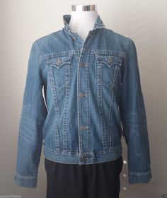#men True Religion men size M cotton jacket denim jeans NWT Trueregligion withing our EBAY store at  http://stores.ebay.com/esquirestore