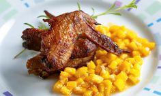 20 receitas rápidas com frango