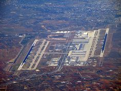 Athens Eleftherios Venizelos International airport (LGAV - ATH)