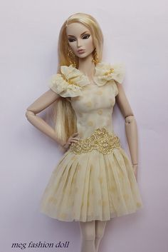 New Dress by Tonner/FR16/Sybarite/Numina | Flickr - Photo Sharing!