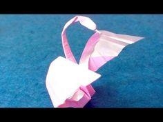 ▶ Origami Swan (Hoàng Tiến Quyết) Tutorial - YouTube