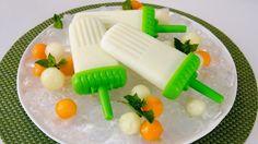 Photo of Melon Ice Pops