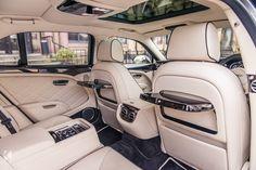 Bentley Interior, Bentley Mulsanne, Limo, Cadillac, Car Seats, Google Search