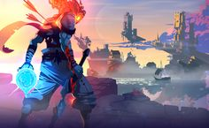 See Why Were So Excited About The Castlevania-Inspired Dead Cells Nintendo Switch Games, Biomes, Indie Games, Xbox One, Game Art, Black Friday, Anime, Product Launch, Cool Stuff