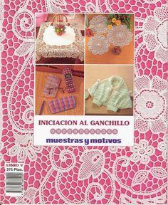 Revistas de manualidades Gratis: Iniciación al ganchillo V