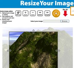 5 Websites To Cut And Re-size Your Images In 3 Easy Steps