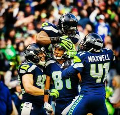 "Maxwell brought it against the Saints - so much for the ""test"". Seahawks got DEPTH! All we need is right here!"
