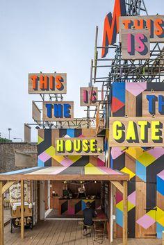Actualité / Design et poésie se rencontrent au Movement Café / étapes: design & culture visuelle