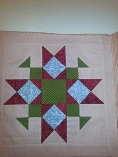 Block for Paris in the fall quilt