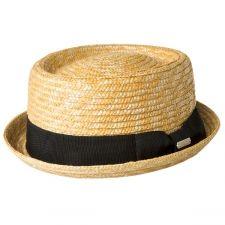 b83899d9ca7 Kangol Wheat Braid Pork Pie Hat. DelMonico Hatter · Kangol Hats