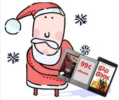 Hopefully you were really good this year and Santa brought you a shiny new Kindle or other eReader. If he did, you can fill up that puppy now with the free and 99 cent eBook deals right here on Thrifty Thursday. Readers: look in the comment section... #cheapebooks #freeebooklisting #freeebooks