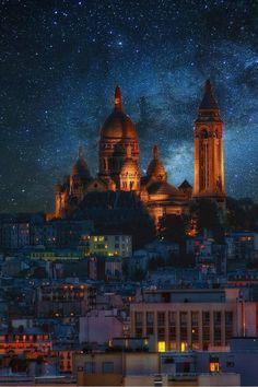 audreylovesparis:  Montmartre, Paris