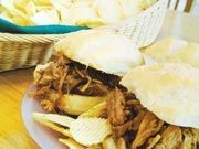Tops Friendly Markets - Recipe: Slow Cooked Roast BBQ Sandwiches