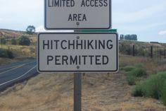 Sign - Saddle Mountain Area - Oregon